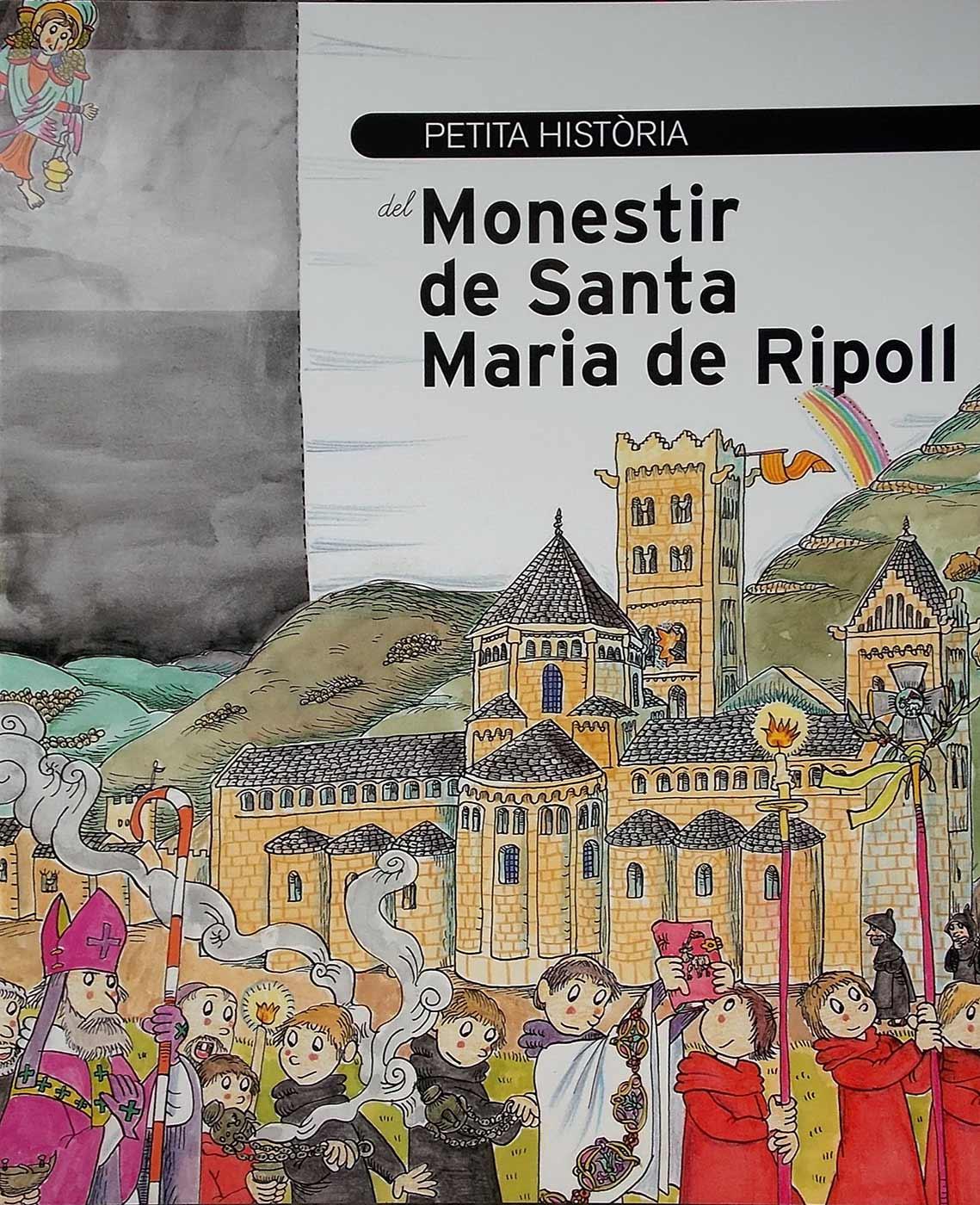 Monestir de Santa Maria de Ripoll  Publicacions